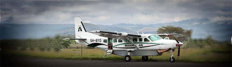 Regional Air Services flights