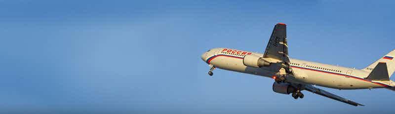 Rossiya Airlines flights