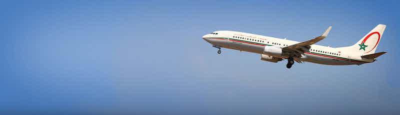 Royal Air Maroc flights