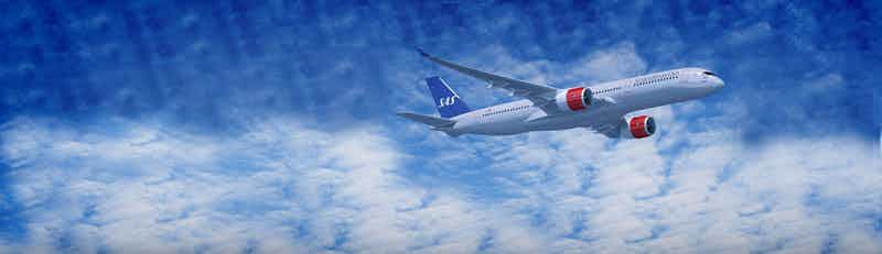 SAS Scandinavian Airlines flights