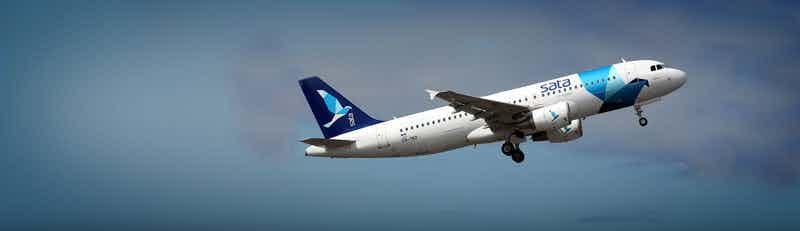 Sata Internacional flights