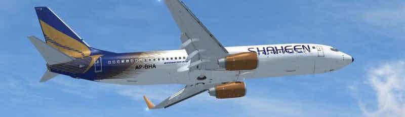 Shaheen Air flights