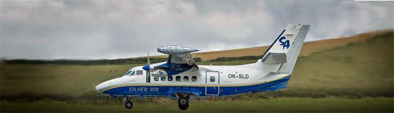Silver Air flights