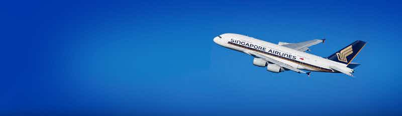 Singapore Airlines flights
