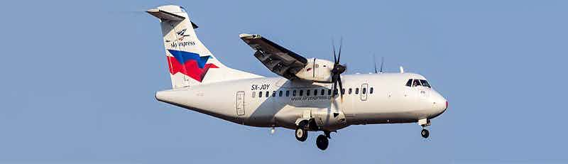 Sky Express Greece flights