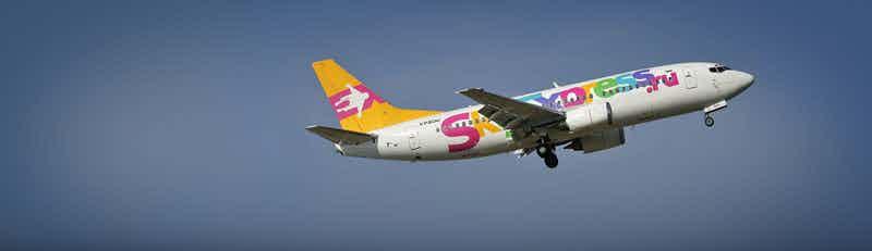 Sky Express flights