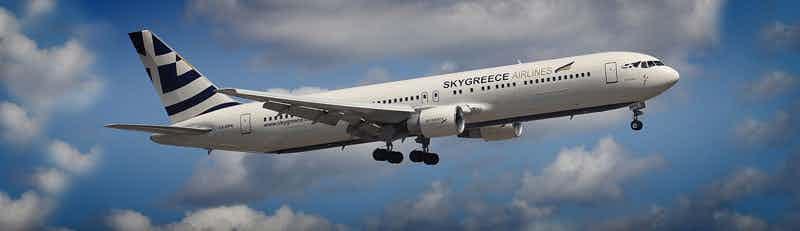 SkyGreece Airlines flights