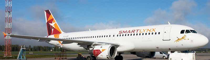 SmartLynx flights