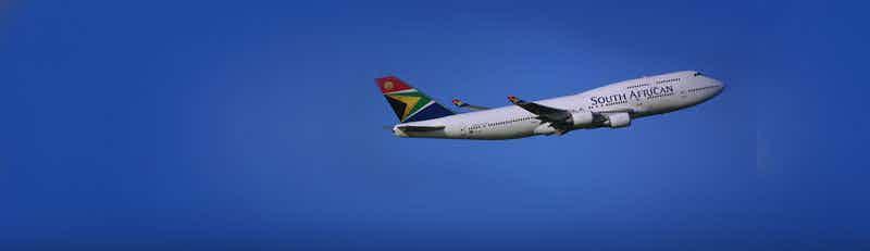 South African Airways (SAA) flights