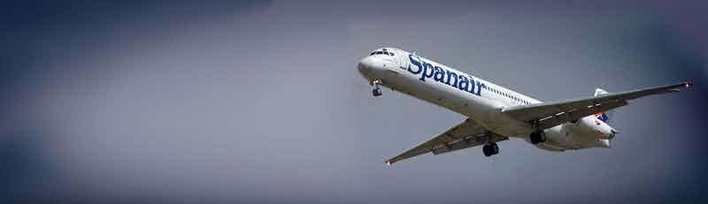 Spanair flights