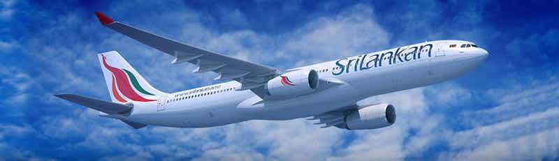 SriLankan Airlines flights
