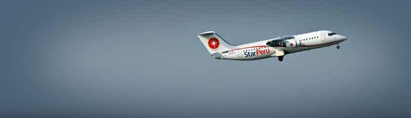Star Perú flights