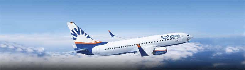 Sun Express Deutschland flights