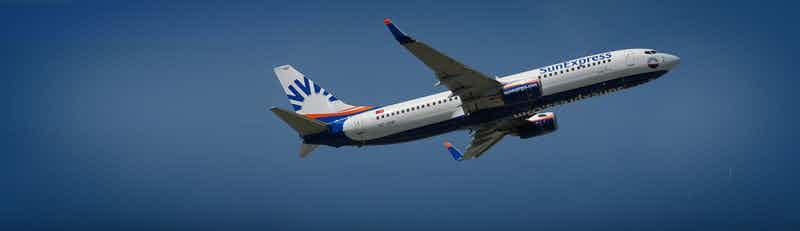 SunExpress flights