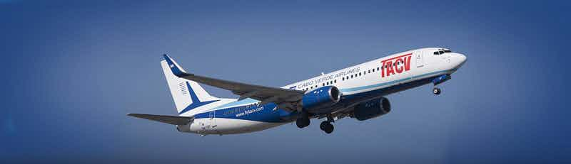 Cabo Verde Airlines flights