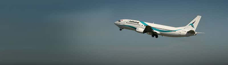 Tailwind Airlines flights