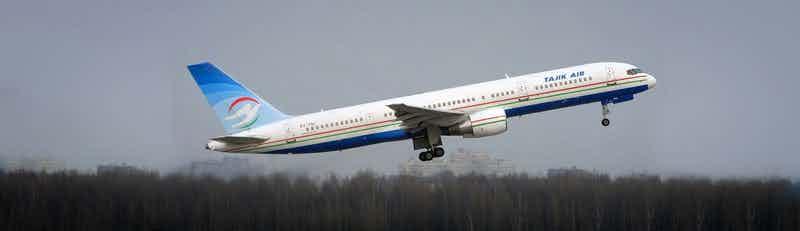 Tajik Airlines flights