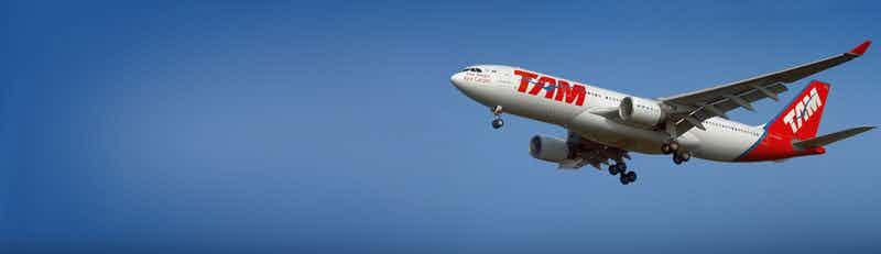 TAM Mercosur flights