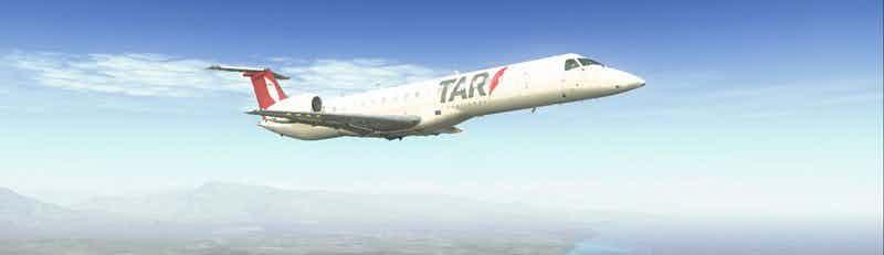 TAR Aerolíneas flights