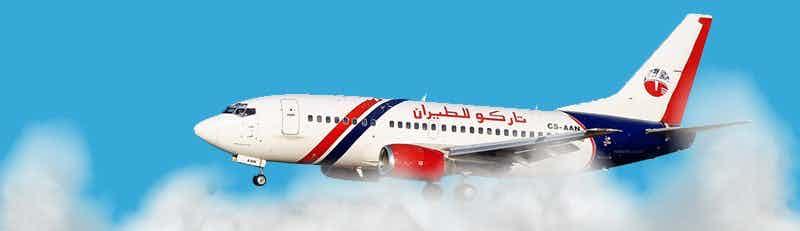 Tarco Aviation flights