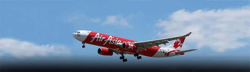 Thai Airasia flights