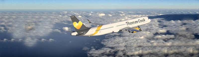 Thomas Cook Airlines flights