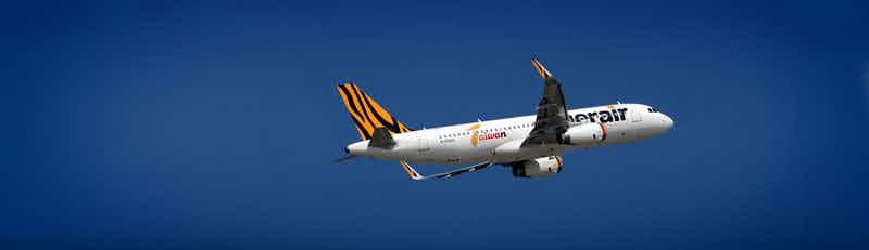 Tigerair Taiwan flights
