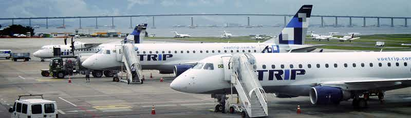 Trip Airlines flights