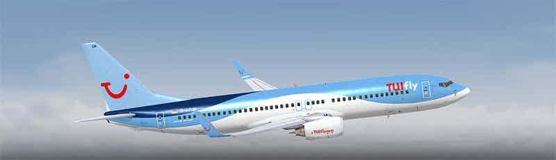 TUIfly Nordic flights