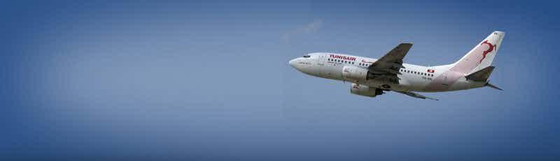 Tunisair flights