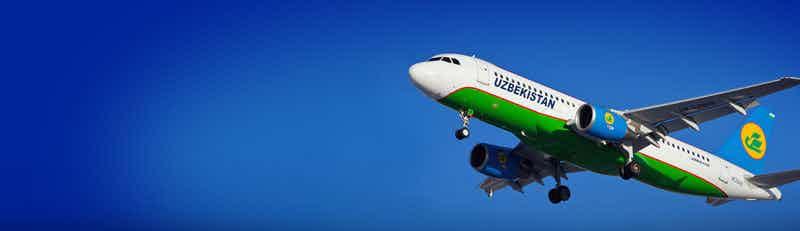 Uzbekistan Airways flights