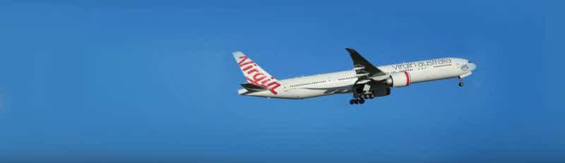 Virgin Australia flights