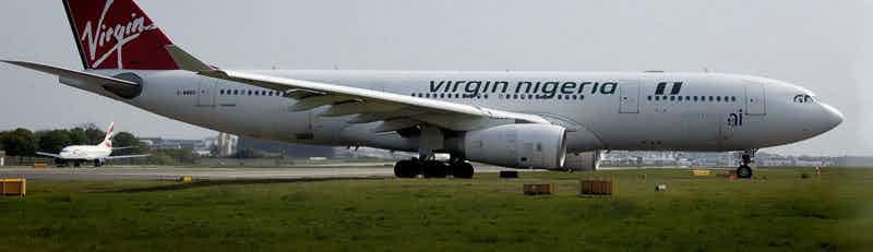 Virgin Nigeria flights