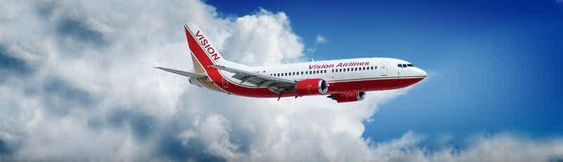 Vision Airlines flights