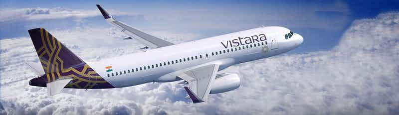 Vistara flights