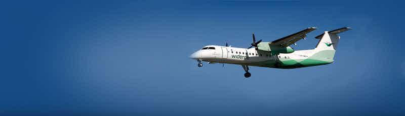 Widerøe flights