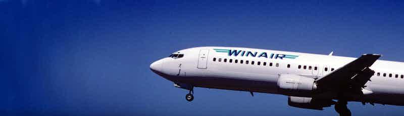 winair flights