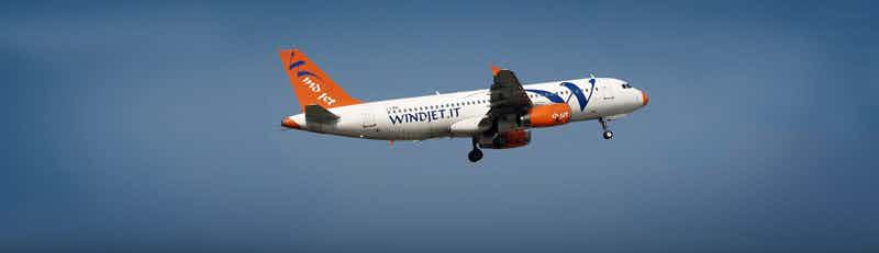 wind-jet flights