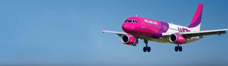 Wizz Air Ukraine flights