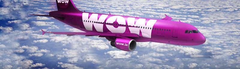 WOW Air flights