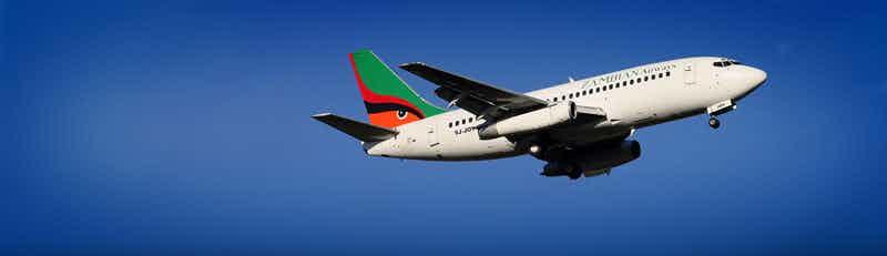 Zambian Airways flights