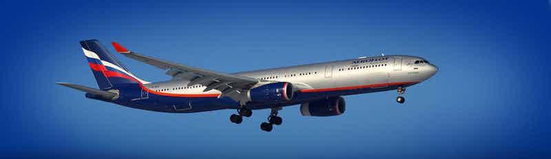 Aeroflot flights