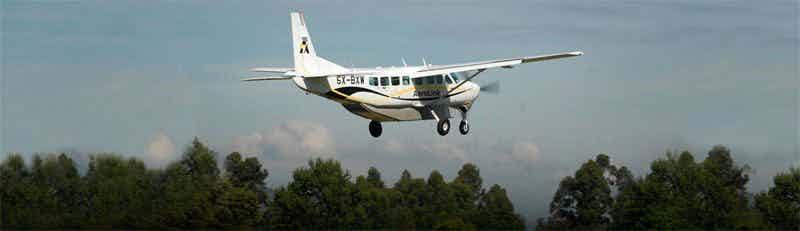 Aerolink Uganda flights