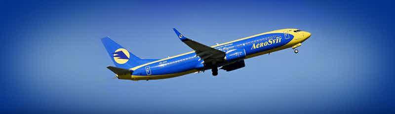 Aerosvit flights