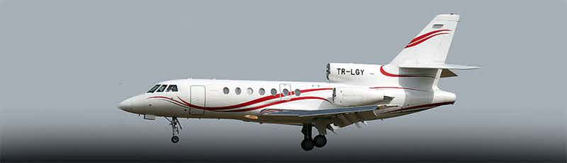 Afrijet Business Service flights