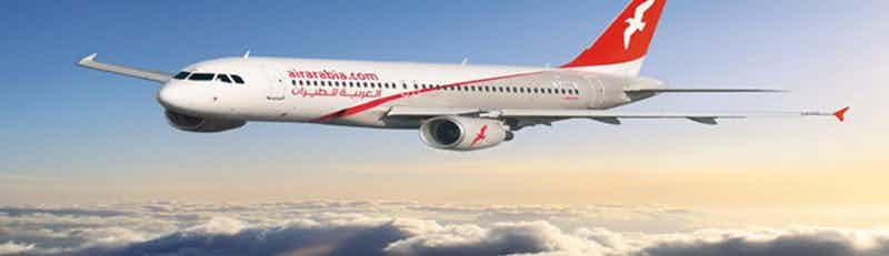 Air Arabia Egypt flights