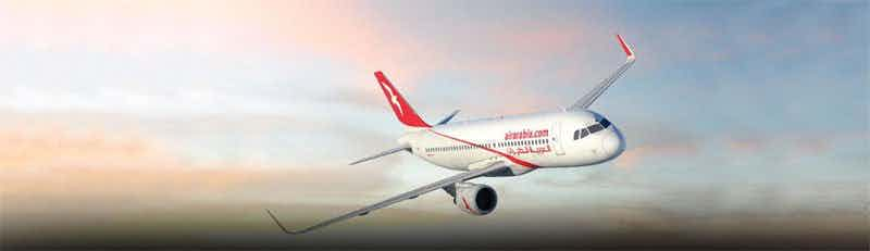Air Arabia flights