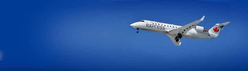 Air Canada Express flights