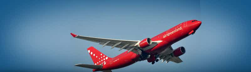 Air Greenland flights