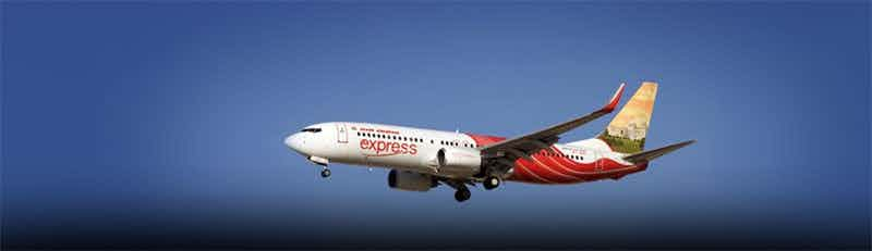 Air India Express flights